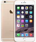 APPLE IPHONE 6 PLUS GOLD 16GB (MGAA2QN/ A)